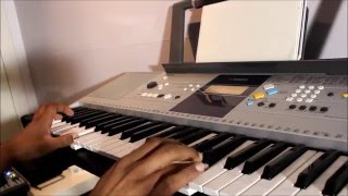 Thalli Pogathey Keyboard/Piano Cover | Achcham Yenbadhu Madamaiyada | A R Rahman | #haryp