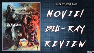 THE UNNAMABLE (1988) - Movie/Blu-ray Review