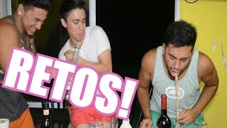 RETOS EXTREMOS / GONZALO GOETTE FT DOS BROS