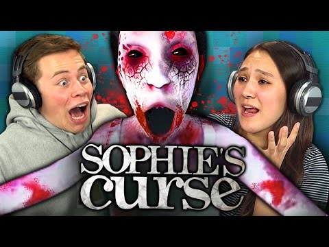 SOPHIE'S CURSE Teens React Gaming