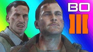 Black Ops 3 Zombies: Der Eisendrache Easter Egg Boss Fight Attempt #2!