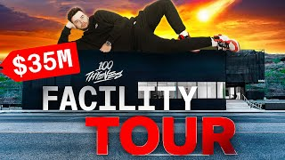 We Built the BEST Gaming Facility in the World! (MILLION DOLLAR TOUR)
