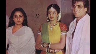 Sridevi -Jaya Prada Infamous Rivalry: Jeetendra Locked the duo in a Makeup Room,