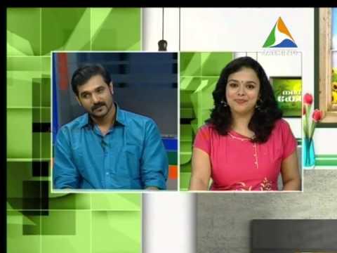 Namasthe Keralam Guest (Part-B) 04-01-15  Guest: Renjith Raj, Actor