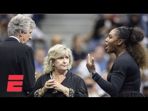 Xxx Mp4 2018 US Open Highlights Serena Williams 39 Dispute Overshadows Naomi Osaka 39 S Final Win ESPN 3gp Sex