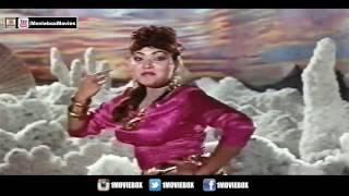 PAKHI GHUNGROOWAN WALI - NOOR JEHAN SINGS FOR NADRA - PAKISTANI FILM NAGIN JOGI