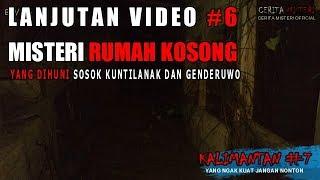 🔴Cerita Misteri #7 II Lanjutan Video#6 Di Gubuk Kosong Sarang Kunti Dan Genderuwo