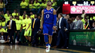 Kansas Escapes Waco with Another Close Win