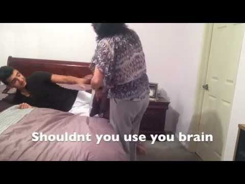 Drug Prank On Mom