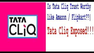 Tata Cliq Scam!!! Proof if it