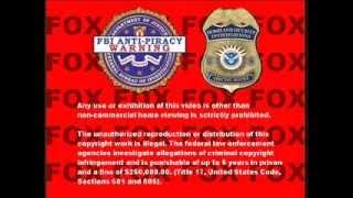 Upcoming FBI Warning Screens