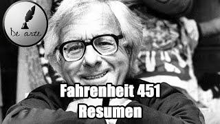 Fahrenheit 451 - Resumen