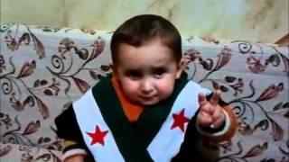 الطفل عمر في ذكرى مجزرة حماه