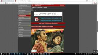 how to download tamil songs for free.