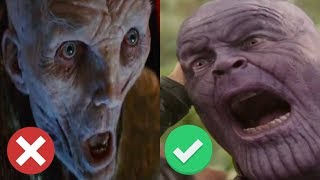 """How to """"Subvert Expectations"""" Correctly (Last Jedi/Infinity War Analysis)"""