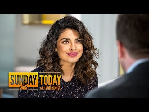Xxx Mp4 'Quantico' Star Priyanka Chopra On Her Move To Hollywood 'I Wanted The World' Sunday TODAY 3gp Sex