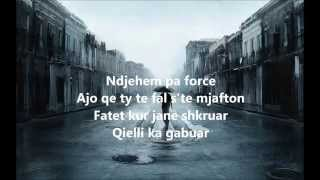 Alberie Hadergjonaj-Me doren shtrire (Teksti)