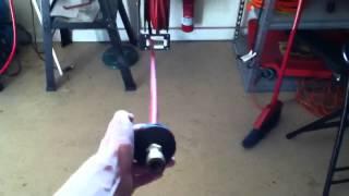 Harbor Freight hose reel