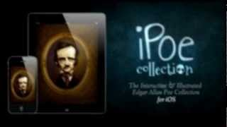 iPoe - Edgar Allan Poe Collection for iOS & Android