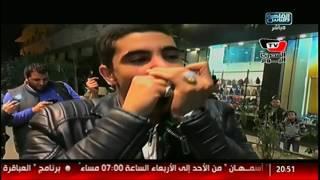«ال س» فرقة موسيقية تنشر البهجة في شوارع «وسط البلد»