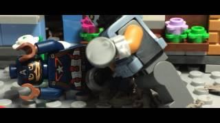 lego Captain america: Civil war clip 1/1