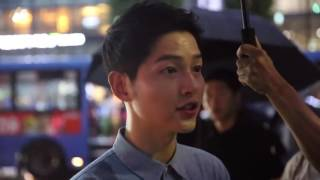 Engsub CC 170707 Song Joong Ki First Interview After Marriage Announcement (Talk about Hye Kyo)