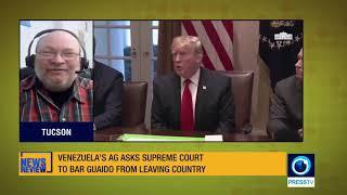 US returning to law of jungle vis à vis Venezuela