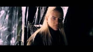 The Hobbit - Thranduil and Legolas