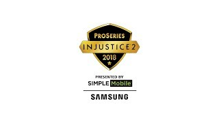 2018 Injustice 2 Pro Series Presented by Samsung and SIMPLE Mobile - Evolution Day 2