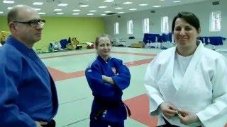 Reportaż: Kadra Polski Judo Kobiet w Cetniewie, luty 2016