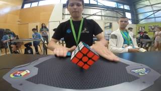 2018 2x2-4x4 Rubik's Cube World Records