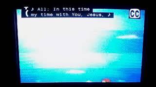 EWTN My Time With Jesus Intro