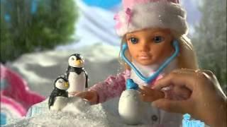 Nancy e os Animais Inverno na Neve