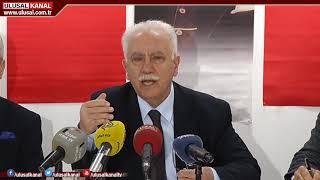 Perinçek, Afrin operasyonu öncesi Erdoğan