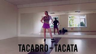 Tacabro - Tacata (dance fitness, workout for hands)
