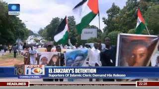 Supporters Of El-Zakzaky Demand His Release