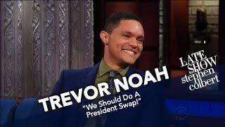 Trevor Noah Compares South Africa