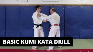Basic Kumi Kata Training Programme