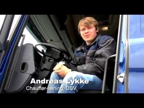 Chaufførernes dag i DSV (In Danish)