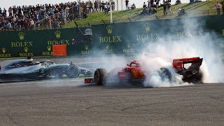 2018 Chinese Grand Prix: Race Highlights