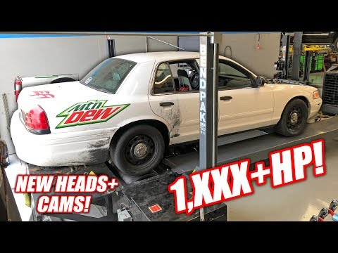 Xxx Mp4 Our Retired Cop Car Made 1000 HORSEPOWER Boost And Nitrous GT500 3gp Sex