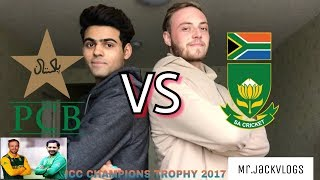 Pakistan VS South Africa Champions Trophy 2017