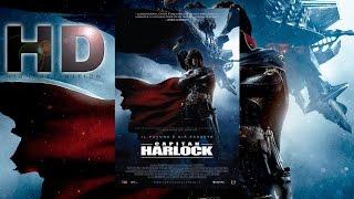 Capitão Harlock – Pirata do Espaço - ficção ação. 720p  HD