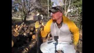 Fiksars X27 Splitting Green Pine