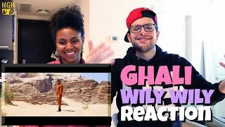 Ghali - Wily Wily (Prod. Charlie Charles) Reaction