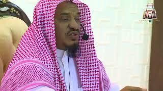 محاضرة الشيخ/سليمان الجبيلان ضمن فعاليات خيمة بللحمر السياحية الدعوية الثامنة 1438هـ