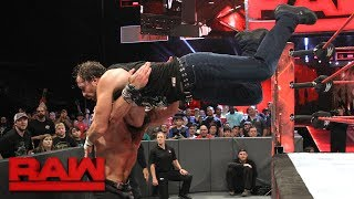 Dean Ambrose vs. Elias Samson: Raw, June 12, 2017