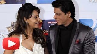 Shahrukh Khan Wishes His Wife Gauri Khan On Her Birthday