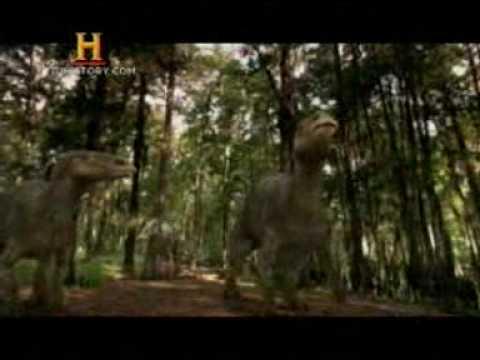 Mundo Jurásico Raptores Vs Tiranosaurio Parte 1 de 5