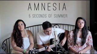 Amnesia | 5SOS | Cover By Justin Critz | Lauren Grace | Lexi Dockery